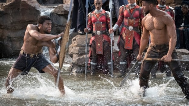 Black History on the Silver Screen: Tracking Black Panther