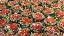 Korean Spicy Buckwheat noodles