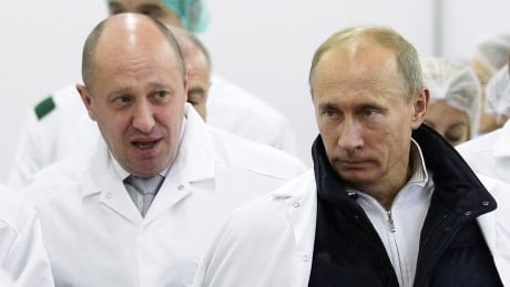 'They see what they want to see': Putin's 'chef' on U.S. criminal charges