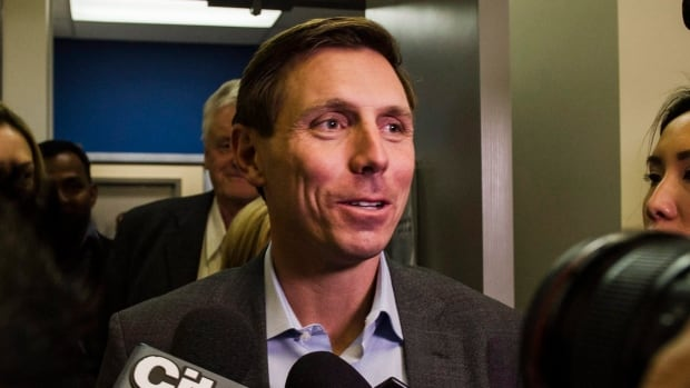 Patrick Brown Says He Will Sue CTV News Over Sexual Misconduct Report