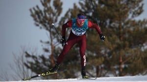 Watch Olympic Overnight on CBC, featuring cross-country skiing and men's hockey