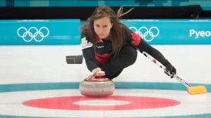Canada's Homan continues climb with narrow win over Switzerland