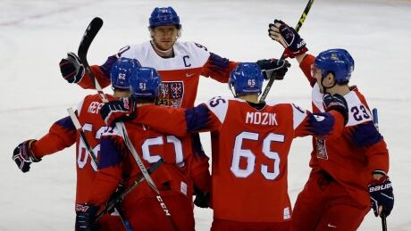 Czech Republic Switzerland Group A Olympics