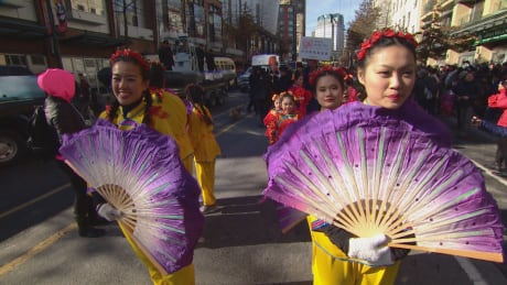 Lunar New Year Parade Vancouver 2018
