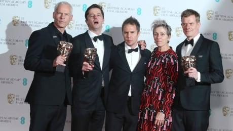 Britain BAFTA Awards Room 2018