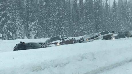 Highway 97C collision