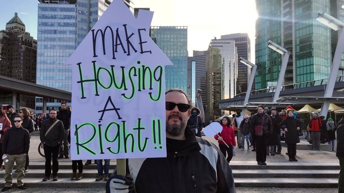 Vancouver housing rally precedes provincial budget ...