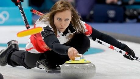 Rachel Homan Canada Olympics Curling