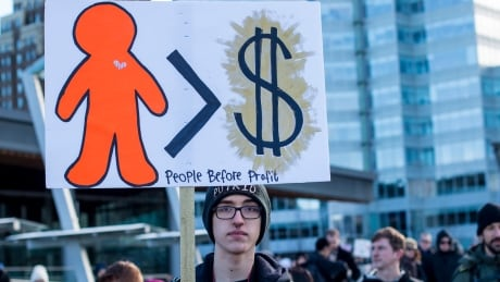 Joe Ayres Vancouver Housing Rally Sunday Feb 18, 2018