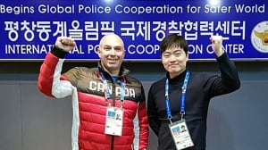 Rink rescue: RCMP officer helps save Korean boy's life at Olympic hockey game