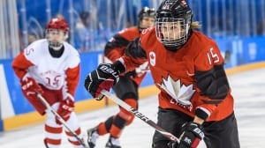Watch Olympic Morning featuring Canada vs. OAR in women's hockey semifinal