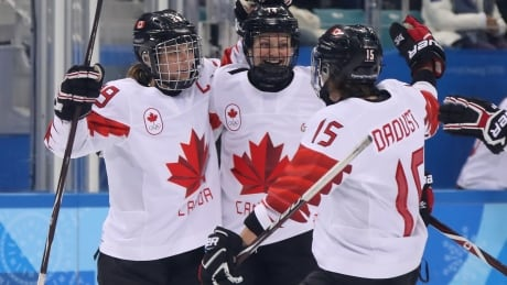 Pyeongchang: No Surprises - Canada-U.S. Women's Olympic Hockey Final Was Inevitable
