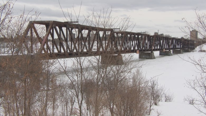 Existing bridges that could help move people across the water