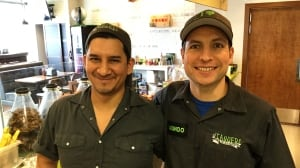 From Mexico to Kelowna: Childhood friends reconnect, start cooking together