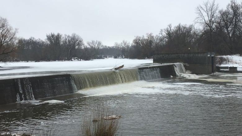 Grand River Flow >> Grca Terminates Flood Warning As Flows Recede Cbc News