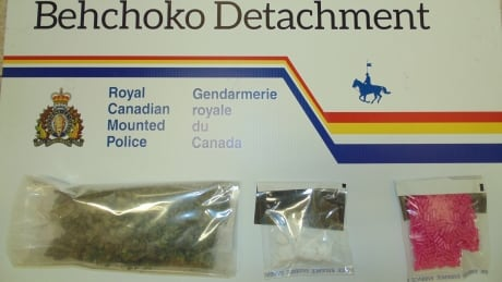 Behchoko drug search warrant