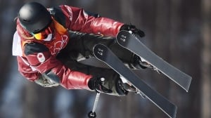 Canada's Cassie Sharpe wins gold in women's ski halfpipe