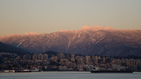 Flurries follow frosty temperatures in Lower Mainland and Vancouver Island