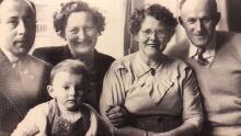 Holocaust rescue family
