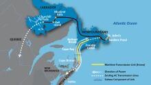 Maritime transmission link