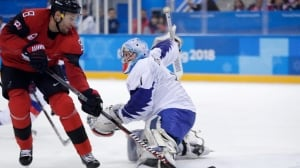 Wojtek Wolski's dark days in hockey now illuminated by Olympic light