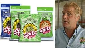 Spitz seeds and founder Tom Droog