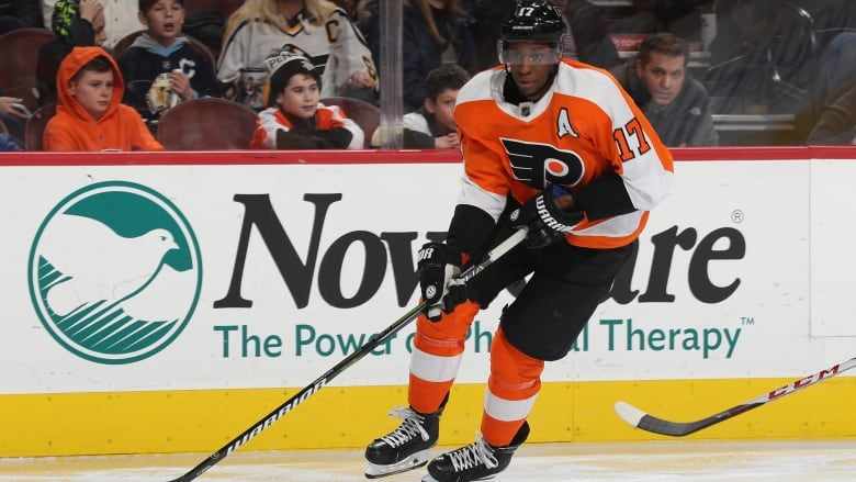 the best attitude fa41b d0b26 Flyers lose Wayne Simmonds to upper-body injury for 2-3 ...
