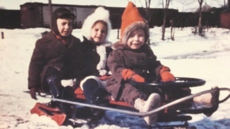 ottawa family finds 1930s homemade sled at museum