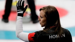 Rachel Homan's rink eliminated from medal hunt after loss to Great Britain
