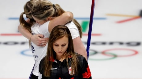 Team Homan Eliminated Medal Contention
