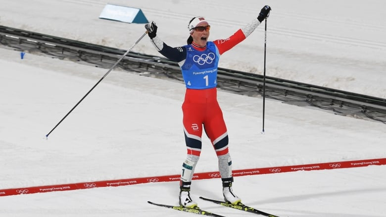Norway S Bjoergen Becomes Most Decorated Winter Olympian