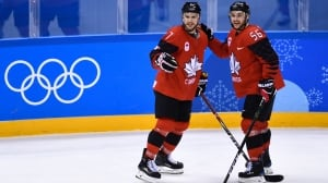 Watch Canada vs. Finland in men's Olympic hockey elimination game