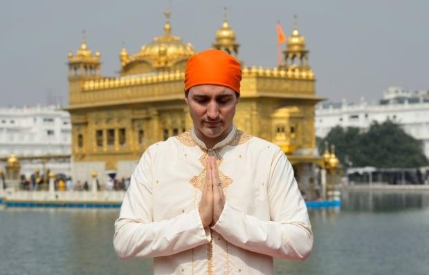 Trudeau India 20180221