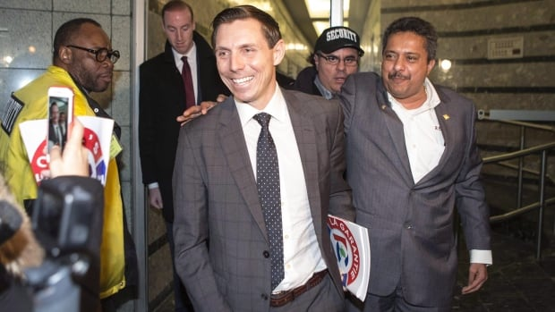 The Provinces Pc Nomination Committee Approved Patrick Brown To Run For Party Leader On Wednesday Amid