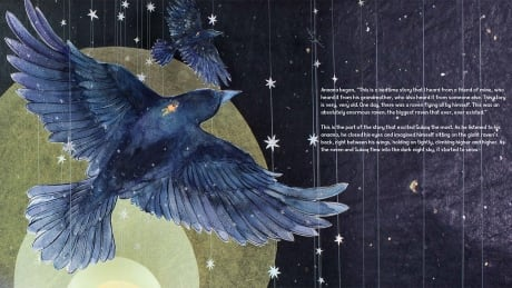 Book Art Sukaq and the Raven