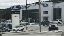 Cabot Ford Lincoln Sales Limited CBC