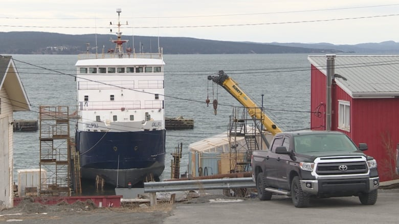 It was a big decision': Clarenville shipyard has Gallipoli contract