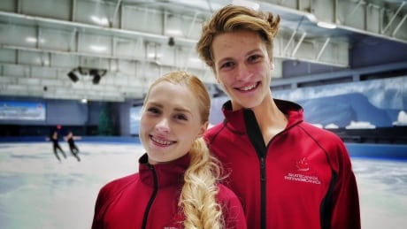 B.C. ice dancers aim to match the skating magic of Virtue and Moir