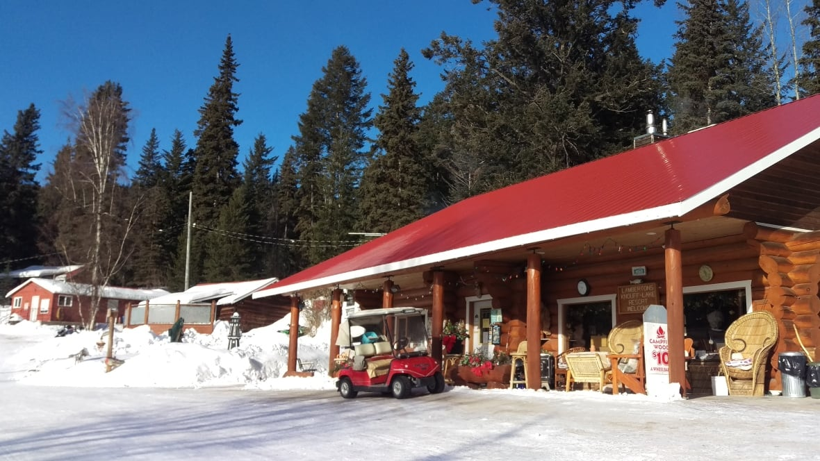 Historic fishing lodge in b c interior for sale british for Fishing lodge for sale
