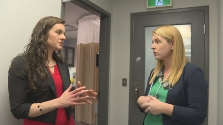 Katie Meisner, physician recruitment