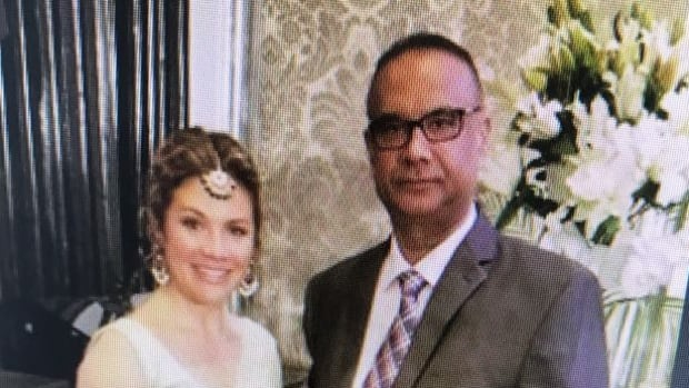 Sophie Trudeau and Jaspal Atwal pictured in Mumbai Feb. 20. The Trudeaus attended a business and cultural event in the city that evening celebrating Indian cinema.
