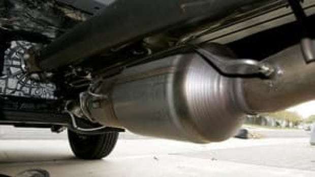 Edmonton Police Says Thieves Are Targeting Diesel Particulate Filters And Catalytic Converters From Pickup Trucks Cbc: Is A Catalytic Converter Expensive At Woreks.co