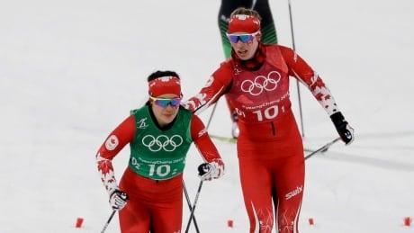 Pyeongchang Olympics Cross Country Women