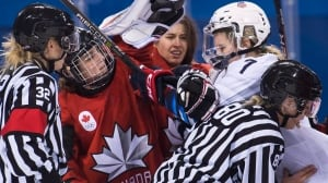 Watch Canada battle U.S. for women's hockey gold on CBC's Olympic Primetime