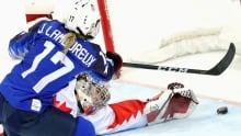 US Wins Women's Hockey Gold Canada