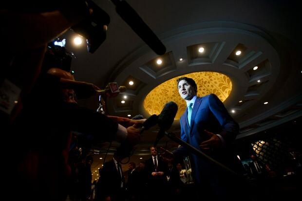 Modi, Trudeau discuss terrorism, trade ties
