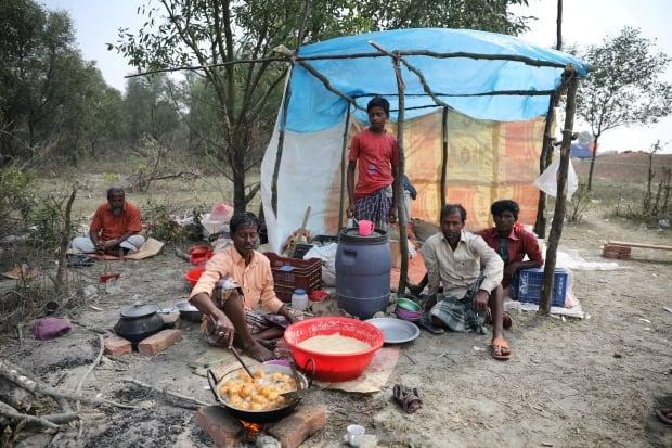 MYANMAR-ROHINGYA/ISLAND