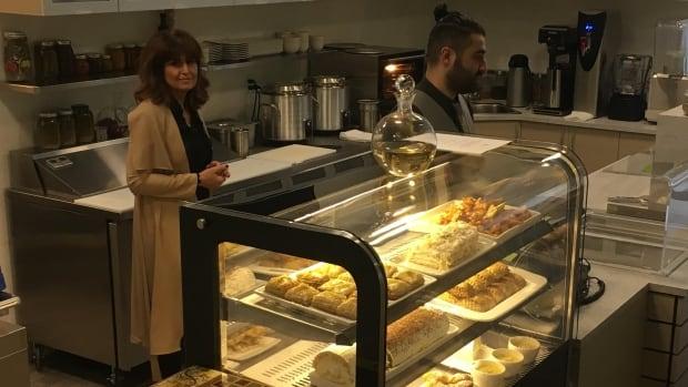 Persian Tea Room Menu