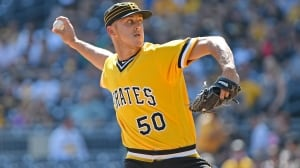 Pirates' Jameson Taillon a 'different person' after cancer surgery