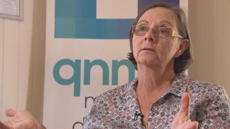 Veronica Pyke, nurse's union organizer